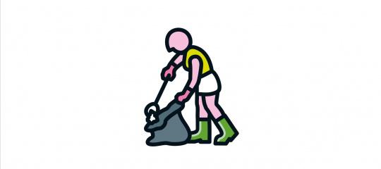 Picto afval opruimen liggend.jpg